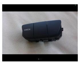Interruptor pulsador C5 X7 C4 Picasso
