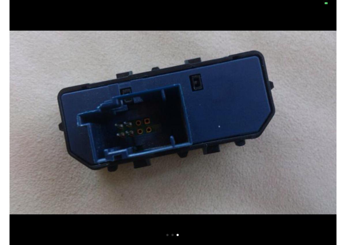 Interruptor pulsador C5 X7 C4 Picasso - 5/5