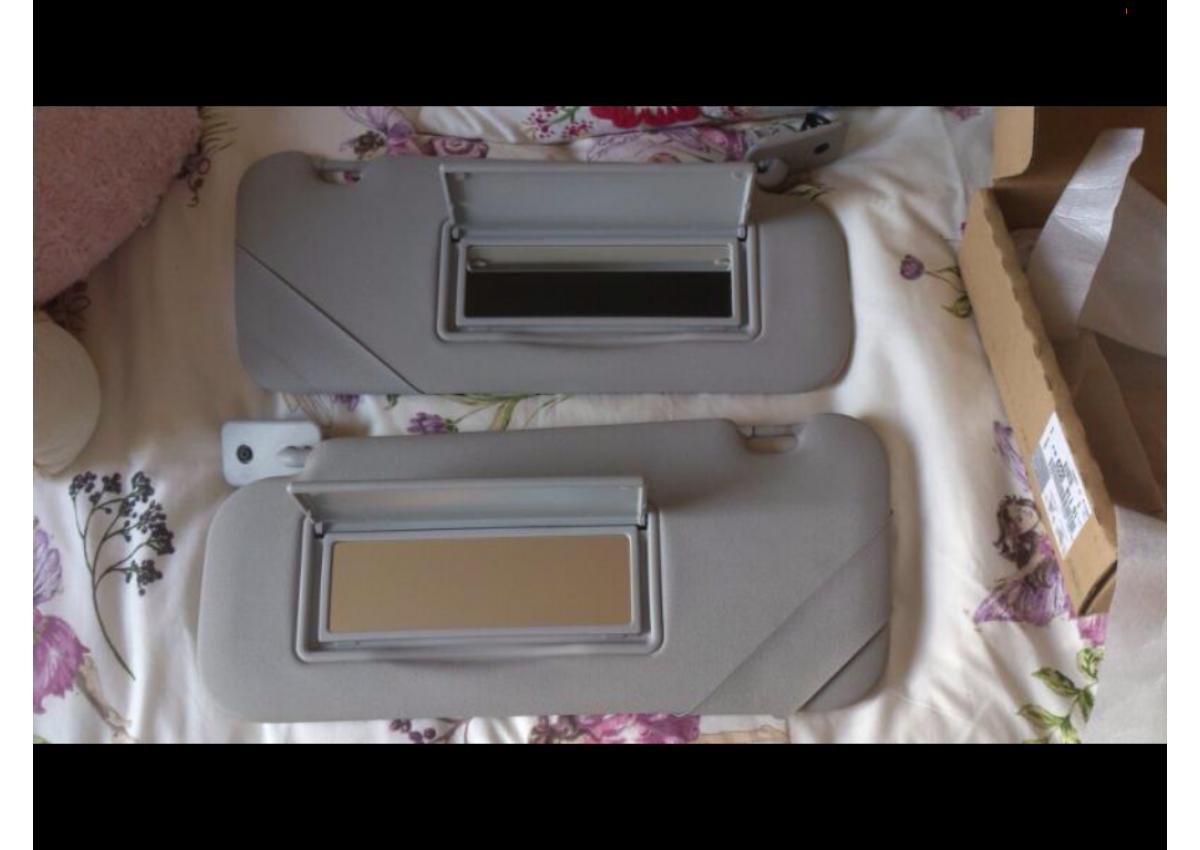 Parasoles Citroen C5 X7 - 1/6